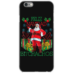 feliz navidad bitchachos iPhone 6/6s Case   Artistshot