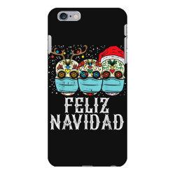 feliz navidad sugar skull in mask iPhone 6 Plus/6s Plus Case | Artistshot