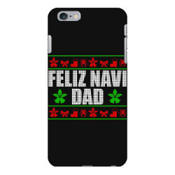feliz navidad ugly christmas iPhone 6 Plus/6s Plus Case | Artistshot