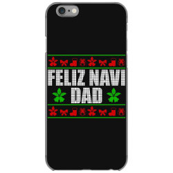 feliz navidad ugly christmas iPhone 6/6s Case | Artistshot