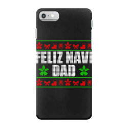 feliz navidad ugly christmas iPhone 7 Case | Artistshot