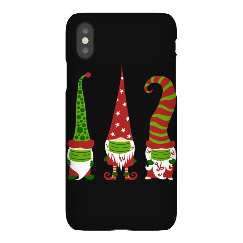 Gnomes Face Mask Matching Family Christmas Iphonex Case | Artistshot