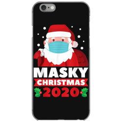 masky christmas iPhone 6/6s Case | Artistshot