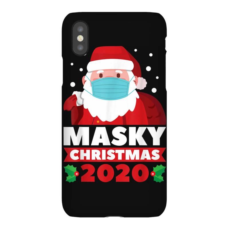 Masky Christmas Iphonex Case   Artistshot