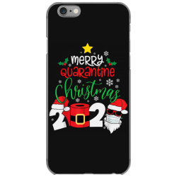 merry quarantine christmas 2020 iPhone 6/6s Case | Artistshot