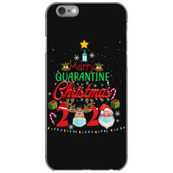 merry quarantine christmas 2020 2 iPhone 6/6s Case | Artistshot