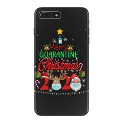 merry quarantine christmas 2020 2 iPhone 7 Plus Case | Artistshot