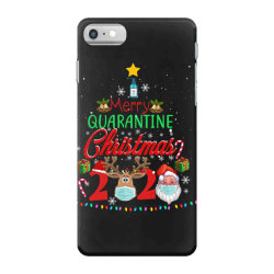merry quarantine christmas 2020 2 iPhone 7 Case | Artistshot
