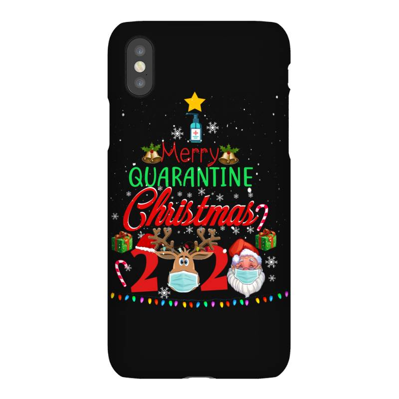 Merry Quarantine Christmas 2020 2 Iphonex Case | Artistshot