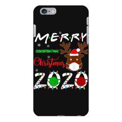 merry quarantine christmas 2020 iPhone 6 Plus/6s Plus Case | Artistshot