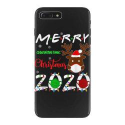 merry quarantine christmas 2020 iPhone 7 Plus Case | Artistshot