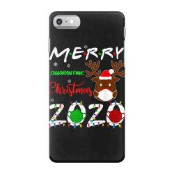 merry quarantine christmas 2020 iPhone 7 Case | Artistshot