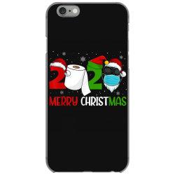 merry xmas 2020 quarantine iPhone 6/6s Case | Artistshot