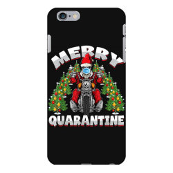 motorcycle hipster santa face mask 2020 iPhone 6 Plus/6s Plus Case | Artistshot