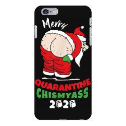quarantine christmas 2020 obscene santa chismyass iPhone 6 Plus/6s Plus Case | Artistshot