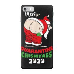 quarantine christmas 2020 obscene santa chismyass iPhone 7 Case | Artistshot
