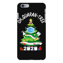 quarantine christmas tree ornament mask iPhone 6 Plus/6s Plus Case | Artistshot