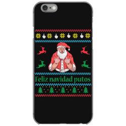 santa claus middle finger iPhone 6/6s Case | Artistshot