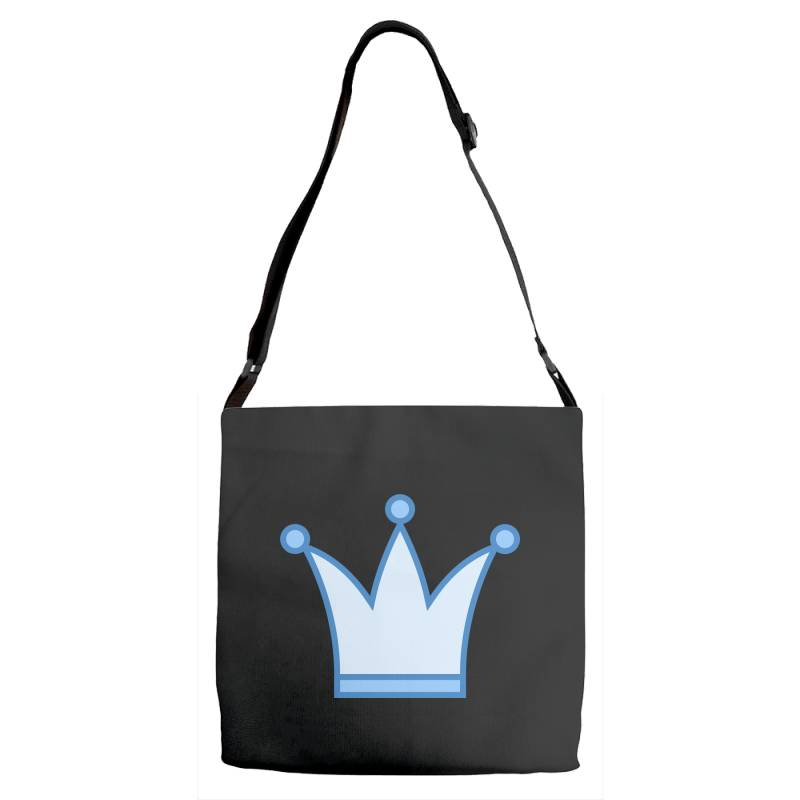 Baby King Adjustable Strap Totes | Artistshot