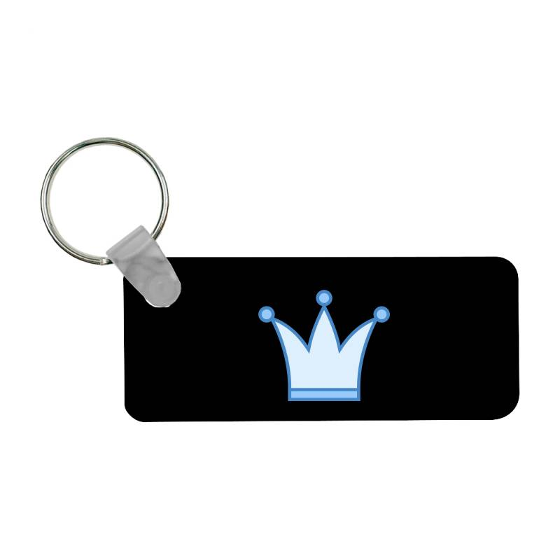 Baby King Frp Rectangle Keychain | Artistshot