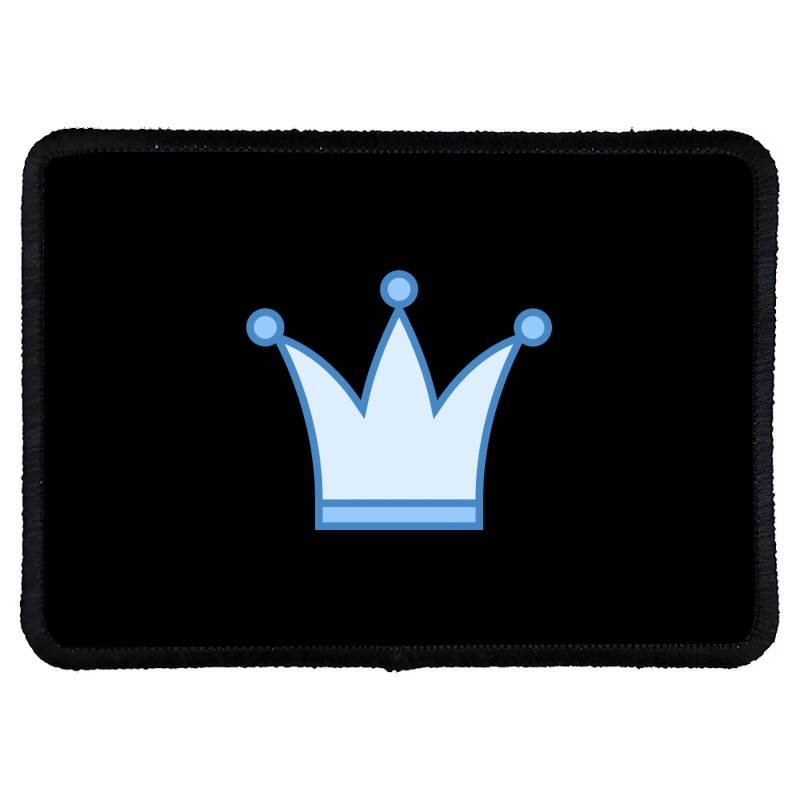 Baby King Rectangle Patch | Artistshot