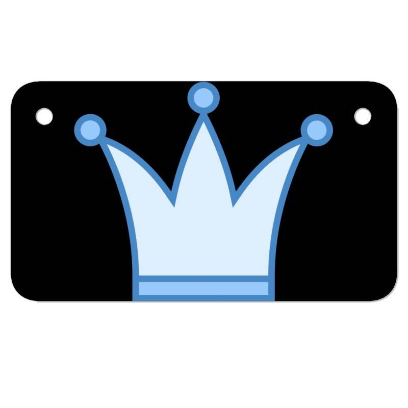 Baby King Motorcycle License Plate   Artistshot