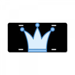 baby king License Plate | Artistshot