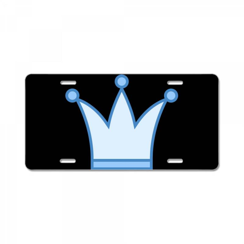 Baby King License Plate | Artistshot