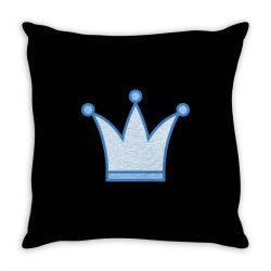baby king Throw Pillow | Artistshot