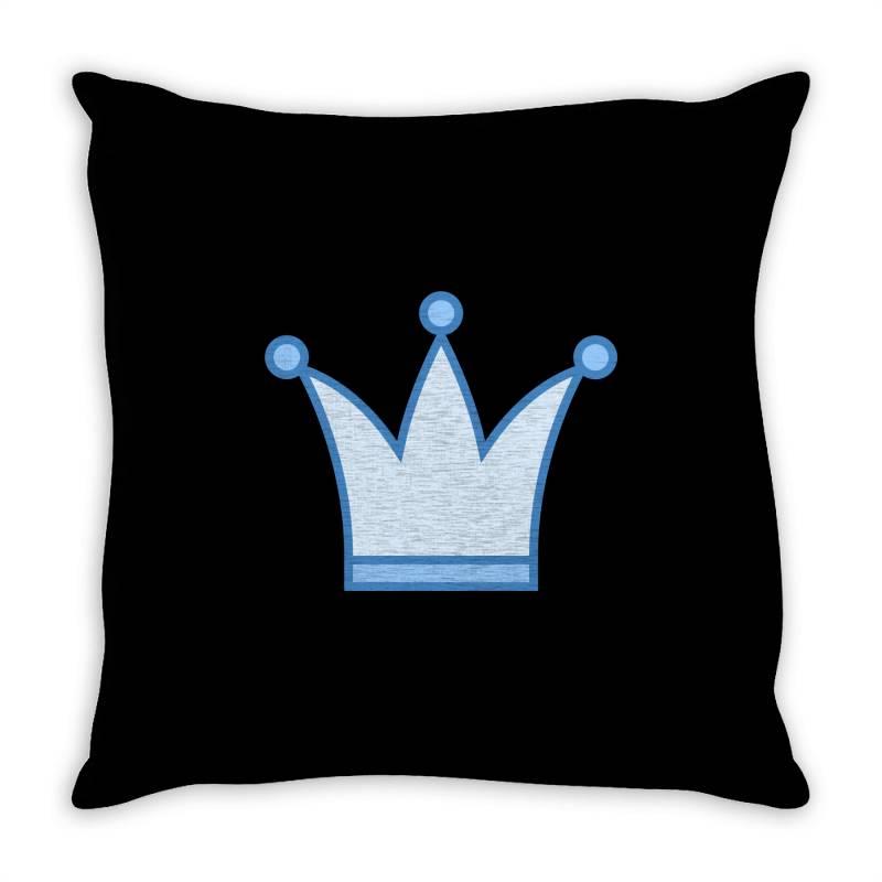 Baby King Throw Pillow | Artistshot