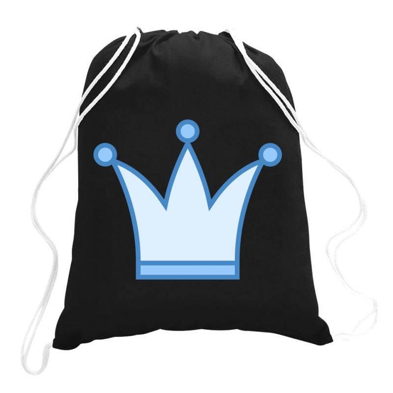 Baby King Drawstring Bags | Artistshot