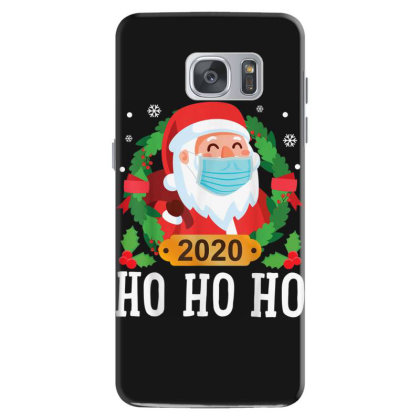 Santa Face Mask Funny Christmas Samsung Galaxy S7 Case Designed By Koopshawneen