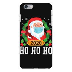 santa face mask funny christmas iPhone 6 Plus/6s Plus Case | Artistshot