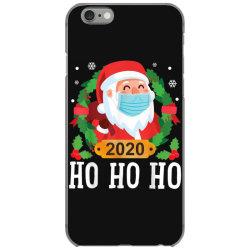santa face mask funny christmas iPhone 6/6s Case | Artistshot