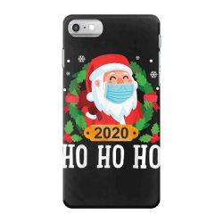 santa face mask funny christmas iPhone 7 Case | Artistshot