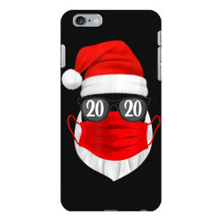 santa with face mask christmas 2020 iPhone 6 Plus/6s Plus Case | Artistshot