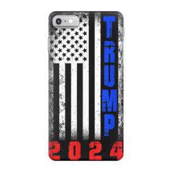 trump 2024 for president iPhone 7 Case | Artistshot