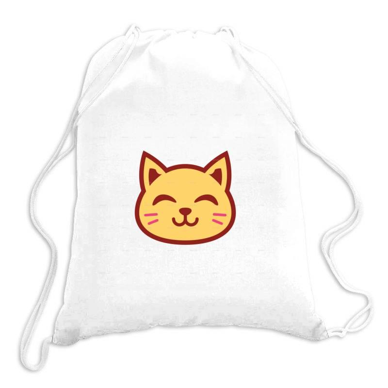 Cute Cat Drawstring Bags   Artistshot