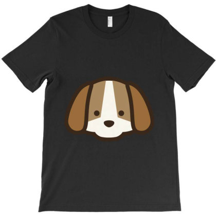 Cute Dog T-shirt Designed By Danz Blackbirdz