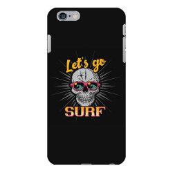 skull in glasses iPhone 6 Plus/6s Plus Case | Artistshot