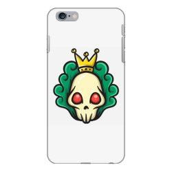 skull head with king crown iPhone 6 Plus/6s Plus Case | Artistshot