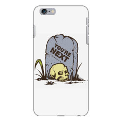 skull in the graveyard iPhone 6 Plus/6s Plus Case | Artistshot