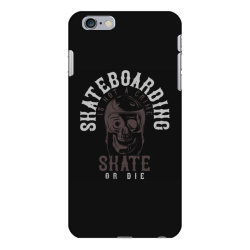 skull in skateboard helmet iPhone 6 Plus/6s Plus Case | Artistshot