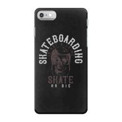 skull in skateboard helmet iPhone 7 Case | Artistshot