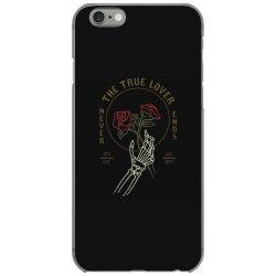 skull hand rose iPhone 6/6s Case | Artistshot