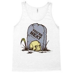 skull in the graveyard Tank Top | Artistshot