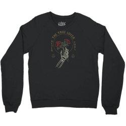 skull hand rose Crewneck Sweatshirt | Artistshot