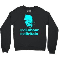 tony benn red labour 2 Crewneck Sweatshirt | Artistshot