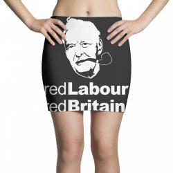 tony benn red labour Mini Skirts | Artistshot