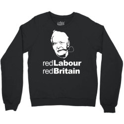 tony benn red labour Crewneck Sweatshirt | Artistshot